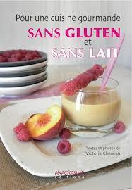 réédition de mon livre pour une cuisine gourmande sans gluten
