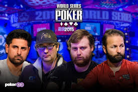 2015 WSOP Main Event Phil Hellmuth And Daniel Negreanu Headline Day 4