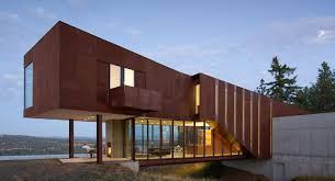 100 Olsen Kundig Olson S Floating Home Makes Way For Washington