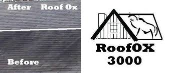roof mold shingle cleaner ox 3000 cleans roof mold and stains