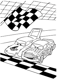 Lighting Mcqueen Coloring Pages 725