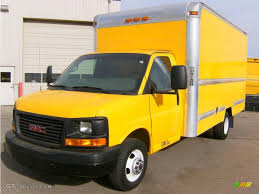 2006 Yellow GMC Savana Cutaway 3500 Commercial Moving Truck ... U Haul Truck Sizes Best Of How To Estimate Moving Size Def Video Review 10 Rental Box Van Rent Pods Storage Youtube The Oneway Rentals For Your Next Move Movingcom Dump Truck Wikipedia 10ft Uhaul Total Weight You Can In A Insider Big Blue 26 Ft Moving The Foot Flickr A Mattress Infographic Is Smallest Box Truckperfect College Things Must Know When Dakota Resource Council Queen