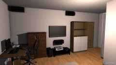 lack tv lowboard design and decorate your room in 3d