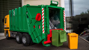 First Gear Garbage Truck Toys