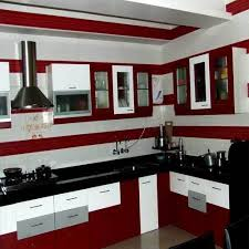 Supported By A Team Of Highly Skilled Employees We Have Been Able To Provide An Exclusive Array Modular Kitchen As Per The Exact Requirements