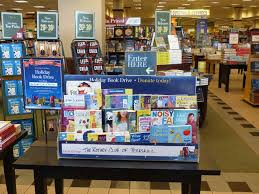 Literacy Lovers Project Named Barnes and Nobles Recipient of 2017
