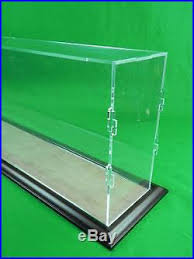 54 X 15 44 Inch Table Top Clear Acrylic Display Case For Tall Model Ships