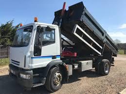 IVECO EURO CARGO 18 Ton Tipper Lorry Truck 55 Reg Lez Compliant Long ...