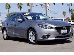 Used One-Owner 2015 Mazda Mazda3 I Touring Near Westminster, CA ...