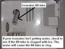 Samsung Refrigerator Leaking Water On Floor by Refrigerator Leaking Repair Guide