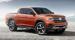 100 Volkswagen Truck 2022 Amarok Envisaging A Ford RangerBased For