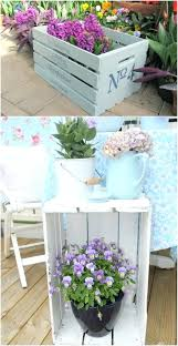 Wooden Crate Decorating Ideas Table Wood