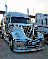 100 Lonestar Truck International Lonestar Truck Longstar Pinterest S Big
