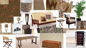 Safari Inspired Living Room Decorating Ideas by Safari Living Room Decor Home U0026 Interior Design
