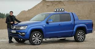 2017 Volkswagen Amarok 3.0 TDI 224 HP Acceleration Test And Review ...