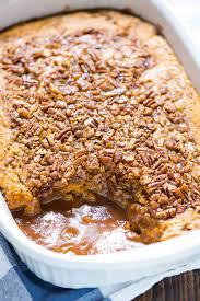 Easy Pumpkin Desserts With Few Ingredients by Pumpkin Pecan Cobbler
