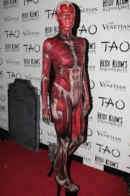 Halloween Heidi Klum by The Most Intense And Totally Freaky Costumes From Heidi Klum U0027s