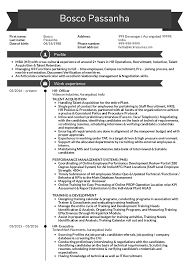 Resume Examples By Real People: Human Resources Assistant ...