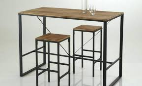 tables hautes cuisine table haute de cuisine affordable table haute bar cuisine