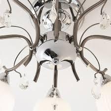 deckenleuchten lindby feodora deckenleuchte achtflammig