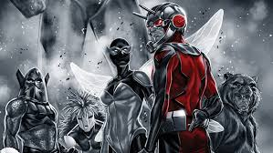 Drawing The Adventure Of Ant Man