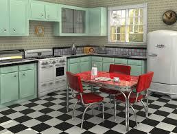 table de cuisine vintage cuisine vintage 6 modèles vont vous faire regretter votre