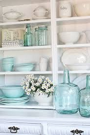Beautiful Tiffany Blue Kitchen Decor Idea Bring A Splash Of Into Your