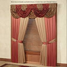 Crushed Voile Curtains Christmas Tree Shop by Window Curtains Drapes And Valances Touch Of Class