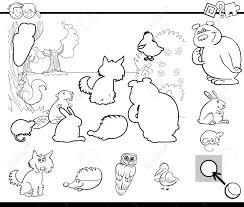 Dibujos De Animales Salvajes Para Colorear Escuela En La Nube