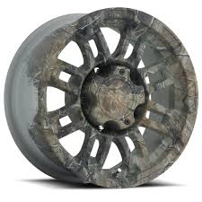 100 Camo Truck Rims Vision Warrior 375 Wheel 18X85 6X55 6X1397 18mm
