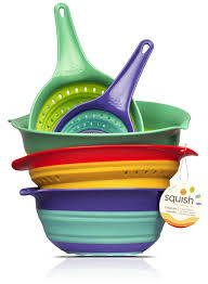 Progressive Over The Sink Colander by Squish U2014 Robinson Home Products