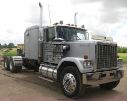 100 Gmc Semi Trucks 1985 GMC General Semi Truck Item D8389 Selling At SOLD July 11