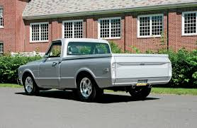 1967 Chevy C10 - Sanitary In Silver - Hot Rod Network Hot Wheels 1967 Chevy C10 Pickup Truck 2017 Hw Trucks Youtube Chevys Custom Pickup Is A Modernized Classic Fox News Ride Guides A Quick Guide To Identifying 196772 Chevrolet Pickups 67 Stepside On 26s Hd Youtube Advertising Campaign Brand New Breed Blog Plan B Truckin Magazine Ck For Sale Near Cadillac Michigan 49601 2wd Regular Cab 1500 Yarils Customs Advertisement Gallery Buildup Hotchkis Sport Suspension Total Vehicle
