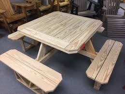 8 Person Outdoor Table by Outdoor Furniture Meyer Wood Products