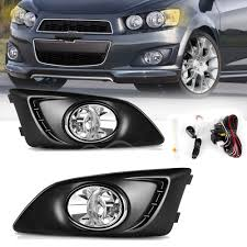 Awesome For 12-16 Chevy Sonic/Aveo Bumper Lamps Clear Fog Lights ... Piaa Dodge Ram 2010 Hd 23500 Fog Light Mounting Bracket Kit 1316 Hyundai Genesis Coupe Overlay Endless Autosalon Fog Lights Ets 2 Mods H3 12v 55w Amber Roof Top Combined Lights Lamp For Pickup Jeep Morimoto Xb Led Ford F150 2015 Winnipeg Hid Installing 2017 Super Duty Bulbs Headlight Amazoncom Driver And Passenger Lamps Replacement Zroadz Z325652kit Raptor Mount With Six 3 Rectangular Inch Round 12w Tractor 6000k Spot K5 Optima Store 42015 Kia Dual Colored Quad
