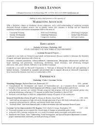 Resume Recent College Graduate Hcsclubtk