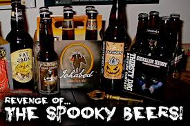 Elysian Night Owl Pumpkin Ale by Revenge Of The Spooky Beers Tavern Of Terror