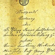 Eine Urkunde Als Geschenk Für Die Stadt Nachrichten NeuUlm