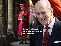 Alcuin And Flutterby European Bloodlines Face End Time Vortex Of