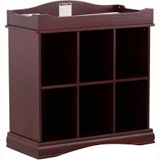 Storkcraft Dresser Change Table by Storkcraft Beatrice 6 Cube Organizer Changing Table Changer