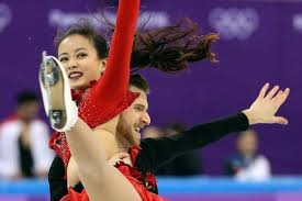 Adding To Olympic Nerves A Wardrobe Malfunction On Ice