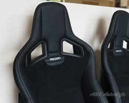 100 Recaro Truck Seats Recover In Leather AT Autostyle