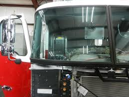 100 Fire Truck Parts 2013 AMERICAN LAFRANCE Stock 17046 Windshield Glass