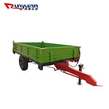 7cx-5t 3 Point Hitch Truck Trailer Farm Use - Buy Truck And Trailer ...