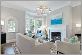 free impressive light gray paint color for living room in blue