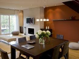 Formal Dining Room Ideas Interior Furniture Wall Decorating For In Excerpt Orange