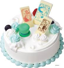 Adventures In Cake Decorating by Everyone U0027s Favorite Characters Now Available As Ice Cream Cakes