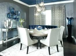 Dining Room Table Decor Ideas Round Modern Best