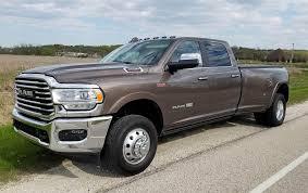 100 Dodge Dually Trucks For Sale 2019 RAM 3500 Laramie Longhorn Crew Cab 4X4 Long Box Review