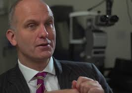 Dr Robert MacLaren Lead Investigator In The Gene Therapy Trial
